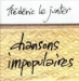 Chanson impopulaires